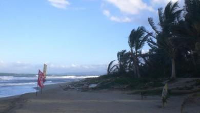 Wind report DO, Cabarete - Kitebeach (DO) du 2008-02-12 13:00:00