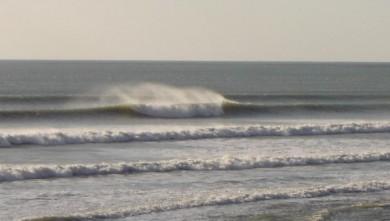 Surf report FR, Les Grenettes (17) du 2008-03-05 14:00:00