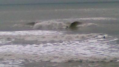 Surf report FR, La Sauzaie (85) du 2008-04-03 13:00:00