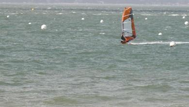 Wind report FR, Arcachon - Les Arbousiers (33) du 2008-04-21 16:00:00
