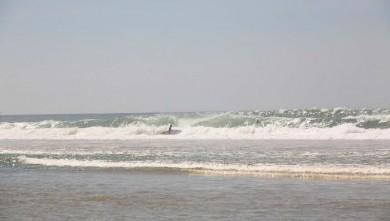 Surf report FR, Lacanau Océan - La Nord (33) du 2008-04-26 15:00:00