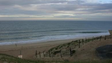Surf report FR, Vieux Boucau (40) du 2008-04-08 18:00:00