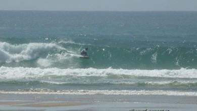 Surf report FR, La Salie (33) du 2008-04-26 16:00:00