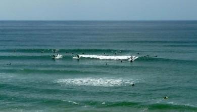 wave report FR, Biscarrosse Plage (40) du 2008-05-02 15:00:00