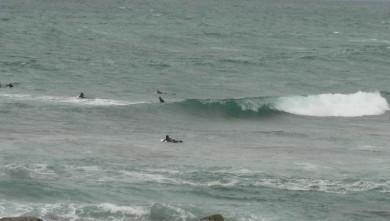 Surf report FR, La Torche (29) du 2008-04-27 16:00:00