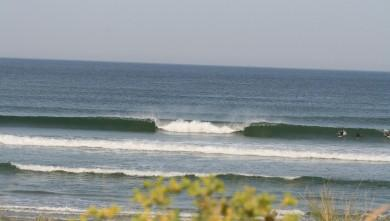 Surf report FR, Tronoën (29) du 2008-07-24 12:00:00