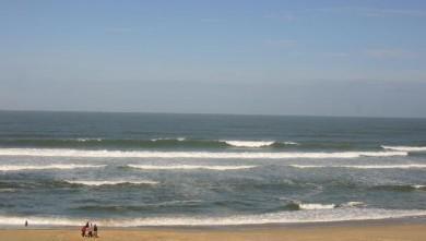 Surf report FR, Vieux Boucau (40) du 2008-04-13 10:00:00