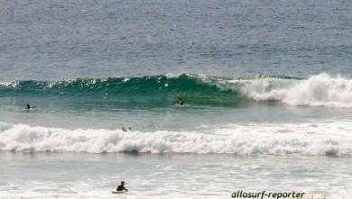 wave report FR, Biscarrosse Plage (40) du 2008-05-13 16:00:00