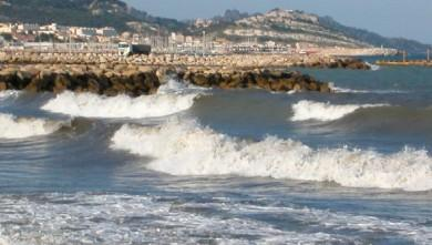 Surf report FR, Le Prado (13) du 2008-06-04 06:00:00