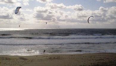 Wind report FR, Lacanau Océan - La Nord (33) du 2008-06-06 18:00:00