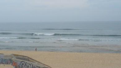 Surf report FR, Cap-Ferret - Plage de L'Horizon (33) du 2008-07-25 12:00:00