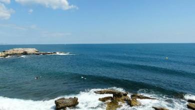 Surf report FR, L'Arquet (13) du 2008-06-08 16:00:00