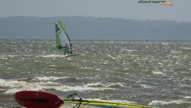 Wind report FR, Hourtin port (33) du 2008-06-02 15:00:00