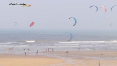 Wind report FR, Lacanau Océan - La Nord (33) du 2008-06-09 16:00:00