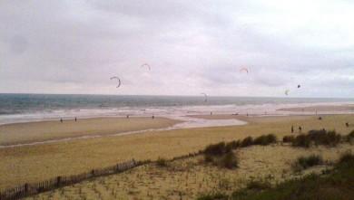 Wind report FR, Lacanau Océan - La Nord (33) du 2008-06-12 18:00:00