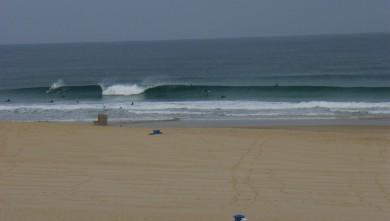 Surf report FR, Seignosse - Les Bourdaines (40) du 2008-07-25 12:00:00