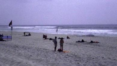Surf report FR, Lacanau Océan - La Nord (33) du 2008-07-01 16:00:00