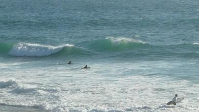 Surf report FR, Mimizan - Plage Garluche (40) du 2008-07-22 20:00:00