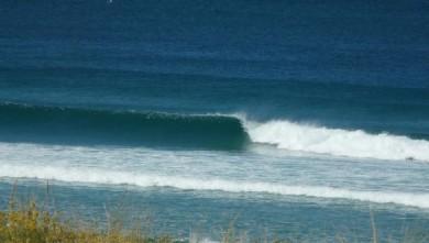 Surf report FR, Mimizan - Plage Garluche (40) du 2008-07-23 11:00:00
