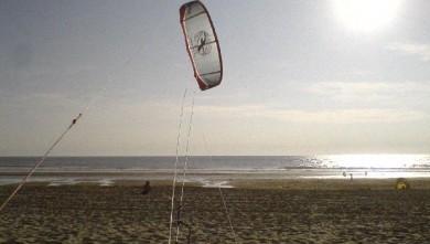 Wind report FR, Le Porge (33) du 2008-07-27 16:00:00