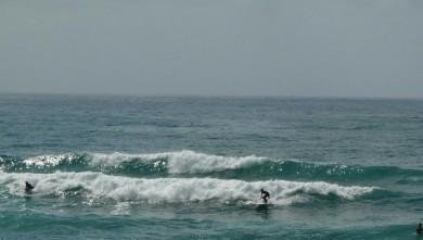 Surf report FR, Vieux Boucau (40) du 2008-08-01 14:00:00