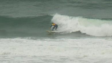 wave report FR, Hourtin Océan - La Centrale (33) du 2008-08-03 08:00:00