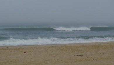 wave report FR, Le Porge (33) du 2008-08-05 09:00:00
