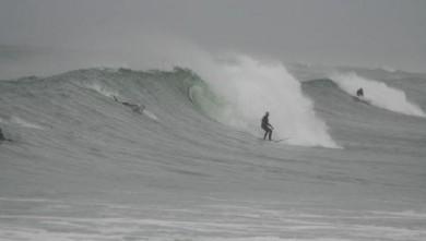 Surf report FR, La Torche (29) du 2008-08-06 07:00:00