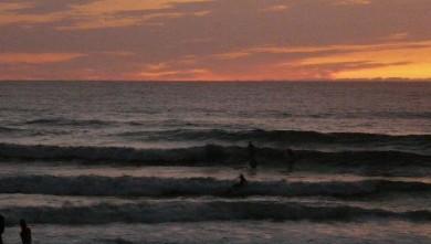 Surf report FR, Vieux Boucau (40) du 2008-08-04 20:00:00