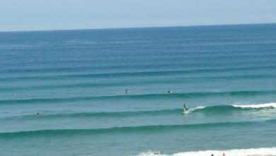 Surf report FR, Vieux Boucau (40) du 2008-08-05 11:00:00