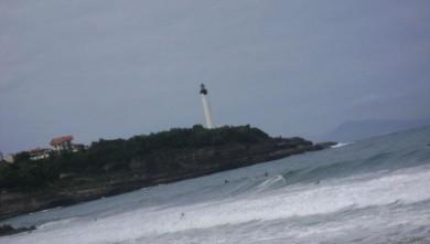 Surf report FR, Anglet Sables d'Or (64) du 2008-08-11 09:00:00