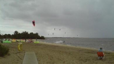 wind report FR, Hourtin port (33) du 2008-08-13 13:00:00