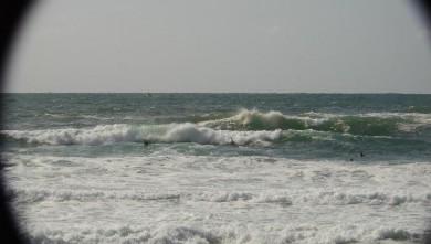 Surf report FR, Capbreton - La Centrale (40) du 2008-08-13 14:00:00