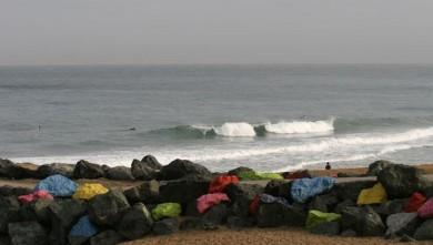 Surf report FR, Anglet Sables d'Or (64) du 2008-07-29 12:00:00