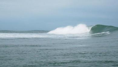 Surf report FR, Vieux Boucau (40) du 2008-08-16 09:00:00