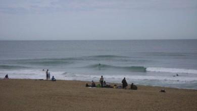 Surf report FR, Anglet Les Cavaliers (64) du 2008-08-16 11:00:00