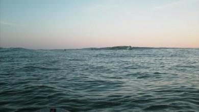 wave report FR, Vieux Boucau (40) du 2008-08-17 19:00:00