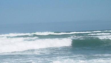 Surf report FR, Vieux Boucau (40) du 2008-08-18 11:00:00