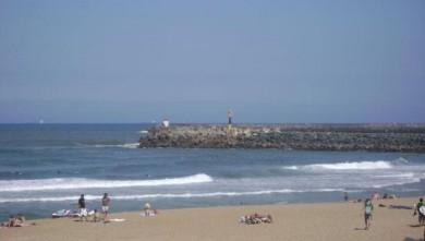 Surf report FR, Anglet Les Cavaliers (64) du 2008-08-18 12:00:00