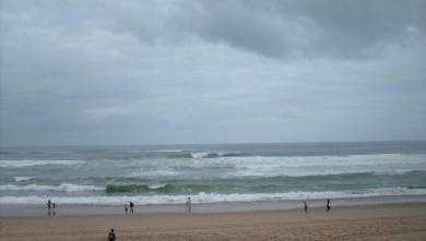 Surf report FR, Vieux Boucau (40) du 2008-08-20 11:00:00