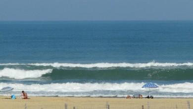 Surf report FR, Vieux Boucau (40) du 2008-08-21 11:00:00