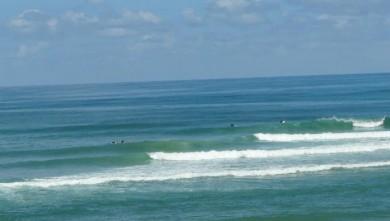 Surf report FR, Vieux Boucau (40) du 2008-08-23 13:00:00