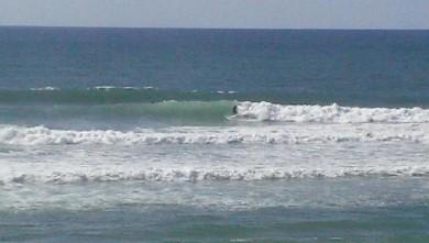 Surf report FR, Vieux Boucau (40) du 2008-08-25 17:00:00