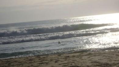 Surf report FR, Anglet Les Cavaliers (64) du 2008-08-26 18:00:00