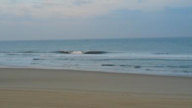 Surf report FR, Cap-Ferret - Plage de L'Horizon (33) du 2008-07-30 12:00:00