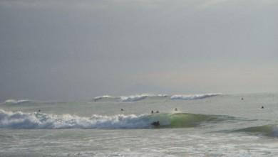 Surf report FR, Anglet Les Cavaliers (64) du 2008-08-27 18:00:00