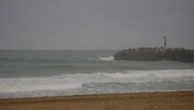 wave report FR, Anglet Les Cavaliers (64) du 2008-08-28 07:00:00