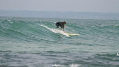 Surf report FR, La Torche (29) du 2008-08-28 12:00:00