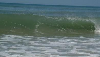 wave report FR, Côte Sauvage - Phare Coubre (17) du 2008-08-29 11:00:00