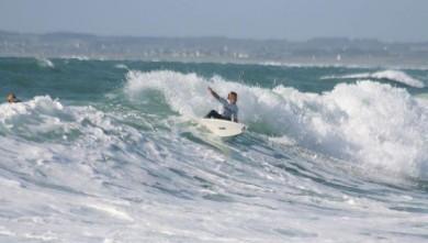 Surf report FR, La Torche (29) du 2008-09-03 14:00:00
